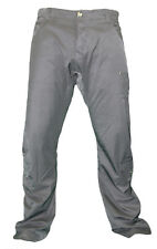 Custo Barcelona Hombre Hound Antrasite Gris Pantalones Militares 697704 Nwt