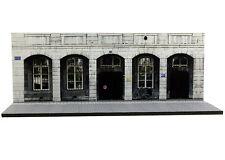 Diorama présentoir Immeuble 18ème siècle - 3 inch | 1/64ème - #3in-2-D-D-001