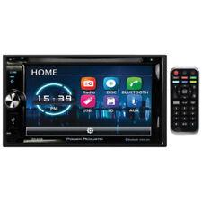 NEW Bluetooth Car Audio Media CD Head Unit.DualDin.Amplifier Receiver.FM.AM.DVD