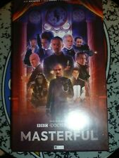 More details for doctor who big finish audio masterful 8 disc collectors edition new sealed