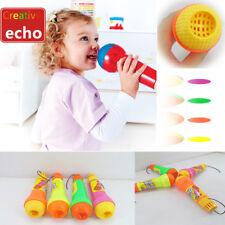 Echo Micrófono Mic Voice Changer Juguete Gift Regalo de cumpleaños Kids Fiesta