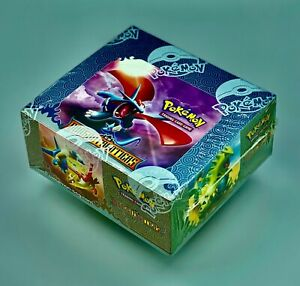 Pokemon Ex Dragon Frontiers Booster Box English Sealed
