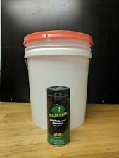 Sun Glo Shuffleboard  powder / wax - 4 speed - 24# Bucket