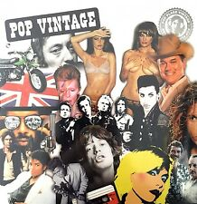 Compilation CD Pop Vintage - Promo - France (M/M - Scellé / Sealed)