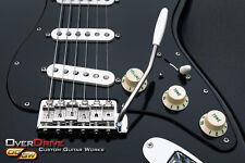 "Custom 4-1/4"" Short Strat Tremolo Arm, Gilmour Black Strat Short Tremolo Arm"