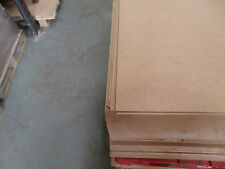 """2mm Thick MDF SBS Backing Board 1220 x 915mm (48"""" x 36"""") Pack of 10"""