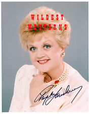 Rare ANGELA LANSBURY Signed Photo AUTOGRAPH Murder She Wrote Broadway MAME