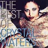 Crystal Waters - The Best of Crystal Waters (CD, 1998, Mercury) 100% Pure Love