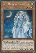 Ghost Mourner & Moonlit Chill (ETCO-EN036) - Secret Rare - 1st Edition