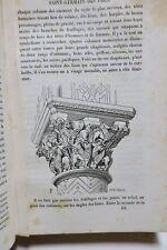 GUILHERMY  Itinéraire archéologique de Paris 1855