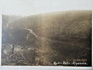 Argonnen - Kahle Höhe - Minen Werfer Komp. 33