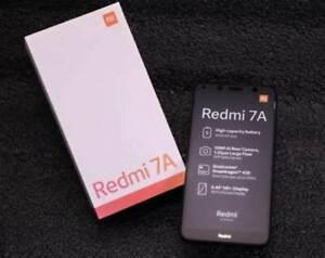 Xiaomi Redmi 7A -2+32 Go - Noir Mat (Désimlocké) (Double SIM)
