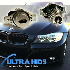 10W Xenon Blanco LED Angel Eye Marcador Bmw serie 3 luces halógenas E90 LCi Anillos