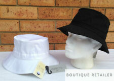 Sun Bucket Hats Solid Hats for Men