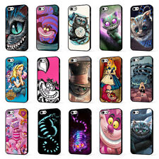 CHESHIRE CAT ALICE IN WONDERLAND DISNEY PHONE CASE COVER for iPHONE 4 5 6 7 8 X
