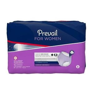Prevail Pull Up Underwear for Women, Overnight absorbency, Breathable materia...