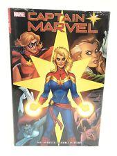 Captain Marvel Omnibus Ms. Marvel A Hero is Born HC Hard Cover New Sealed $100