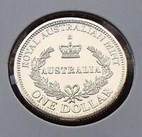 2016 Aust First Mints Four Coin $1-Mintmark and Privy Mark Australian UNC Set