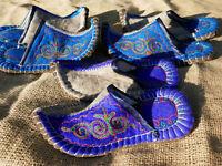 Filz Hausschuhe Handarbeit aus Kirgisien Filzpantoffeln Filzpuschen Filzlatschen