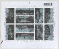 Belgium**CASTLES-SHEET 10 vals-Kastelen-CHATEAUX-2002-Schloesser-MNH-Castelli