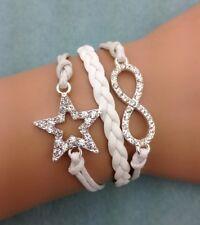 Armband, lederarmband, wickelarmband