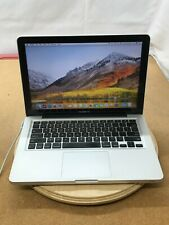 """Apple MacBook Pro A1278 Early-2011 Core i5-2415M 2.3GHz 13"""" 4GB 500GB HDD READ"""