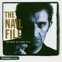 JIMMY NAIL - NAIL FILE,THE/PLATINUM COLLECT CD POP NEW!