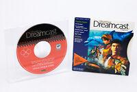Sega Dreamcast Magazine Nov 2000 Vol 8 Demo Disc | Mint Condition | Free S&H !