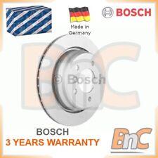 2x BOSCH REAR BRAKE DISC SET BMW 5 TOURING E39 5 E39 OEM 0986478426 34211164175