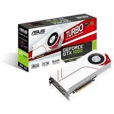 Asus GeForce GTX 1060 Turbo White Grafikkarte 3GB GDDR5 in OVP