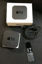 Apple Tv 32Gb 4K Hd Media Streamer- Black (Mqd22Ll/A 5th gen pre owned