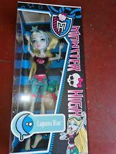Monster High Doll Lagoona Blue Dead Tired Original BNIB 1st Wave RARE HTF