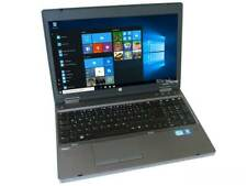 "HP Probook 6560b - Intel Core i5 2,5GHz 4GB Ram 320GB HDD 15,6"" HD+ Windows 10"