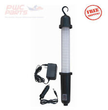 SENECA Marine LED MarPac Shop Light 60 LED's 6+ Hr Rechargeable LT100321 7-0039