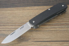 SRM WA731-A1 High Quality Steel ECD  Multifunction Folding Knife w/ gift box