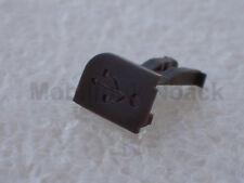 Original Nokia 6300 USB Connector Cover | USB Abdeckung in Chocolate Brown NEU