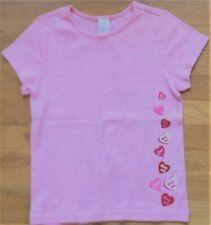 NEW Pink GYMBOREE Conversation HEARTS Tee SHIRT Top Size 10 NWT