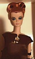 """Breathtaking 2005 """"HAPPY GO LIGHTLY""""  Silkstone Barbie Dressed Doll Nrfb !!"""