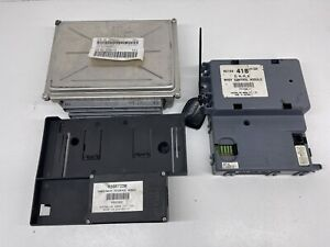 VT VX WH LS1 Gen 3 5.7 Security Module Set High BCM PIM ECU KEY HSV Statesman 2