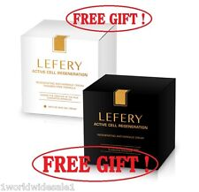 Lefery Active Cell Regeneration Anti Ageing Cream with FREE GIFTS ! UK Seller