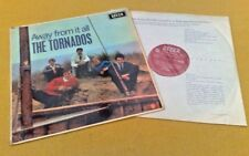 "the TORNADOS "" AWAY FROM IT ALL "" SUPERB VINYLED RARE ORIG UK LP - RGM JOE MEEK"