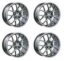 4 BBS CH-R wheels 9 / 10,5x20 ET24/35 5x120 TM for Chevrolet Camaro