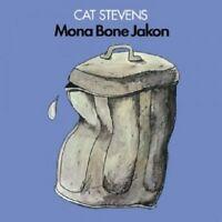 CAT STEVENS - MONA BONE JAKON (REMASTERED) CD  11 TRACKS INTERNATIONAL POP  NEU