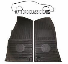 MGB and MGB GT  3 syn  Rubber over Mats  all cars 1962 - 1968