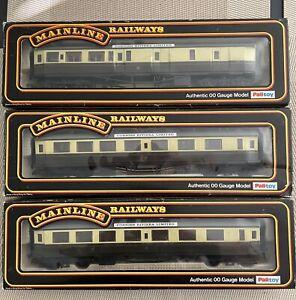 Mainline Railways OO Cornish Riviera Carriages