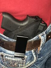 IWB Pistol Waistband Gun holster With Extra Magazine Pouch For Ruger EC9s