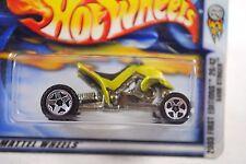 HotWheels 2003 NO: 038 Sand Stinger RACE QUAD-Bike 1st EDIZIONE AUTO MOC
