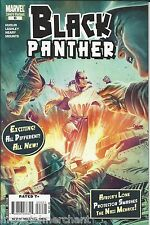 Marvel Black Panther comic issue 6 Limited 40s variant