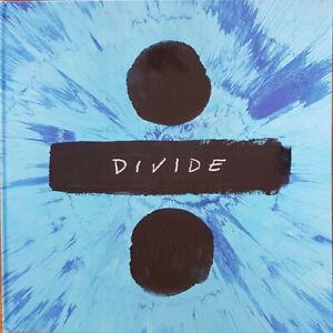 Ed Sheeran  ÷ (Divide) DELUXE EDITION DOUBLE BLACK VINYL LP SEALED