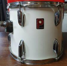 Premier Tom Drum 13 x 11 Vintage White Collectors Item